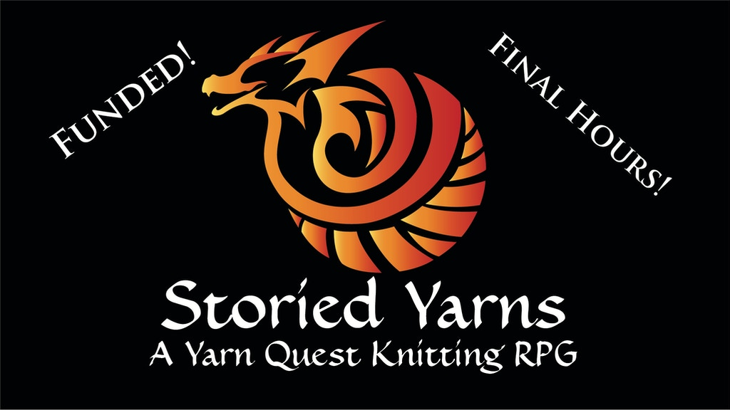 Storied Yarns - A Yarn Quest Knitting RPG project video thumbnail