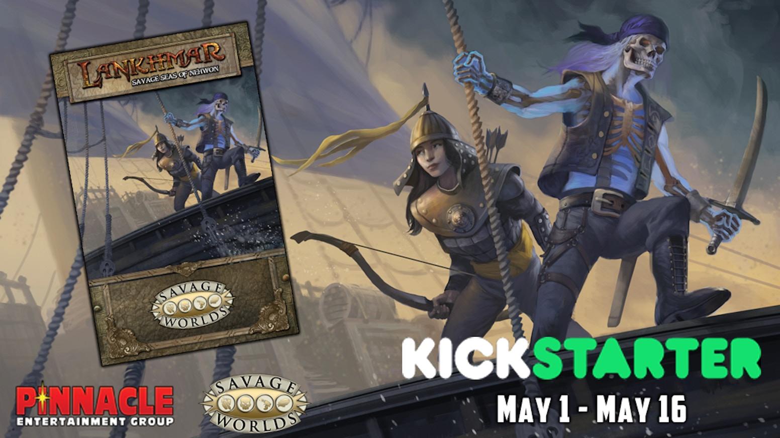 Lankhmar Savage Seas of Nehwon, a Fantasy RPG by Shane