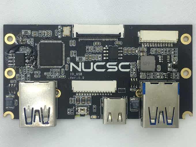 IO module - USB