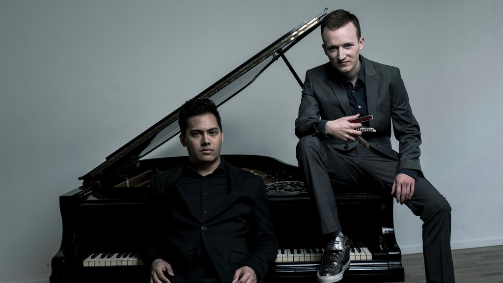 Konstantin Reinfeld & Benyamin Nuss - DEBUT ALBUM project video thumbnail