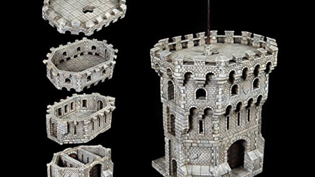 Epix Haven Medieval RPG Terrain for 3D Printers project video thumbnail