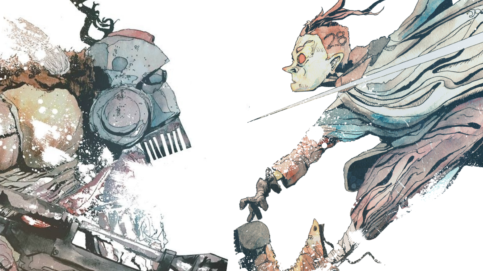 Glaxial is Fallout meet Borderlands in a world 100% made of Snow, Ice and Weirdos. Be ready to get your heart frozen.