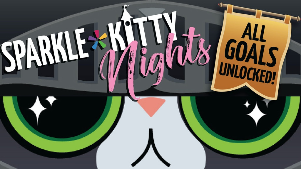 Sparkle*Kitty Nights project video thumbnail