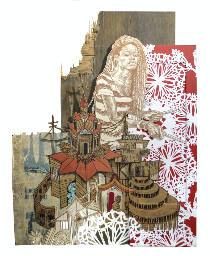 Swoon Print 1 of 2