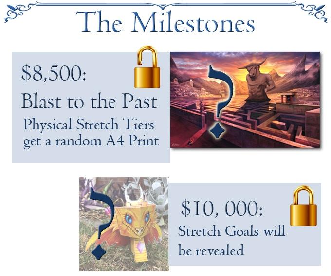 All Milestones are now unlocked!