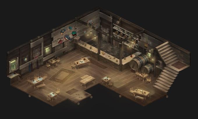 Lilypond's tavern