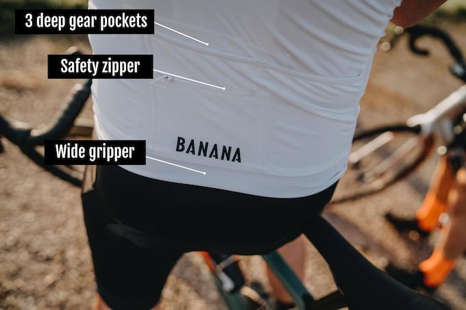 Pro Shirt Back - Specs