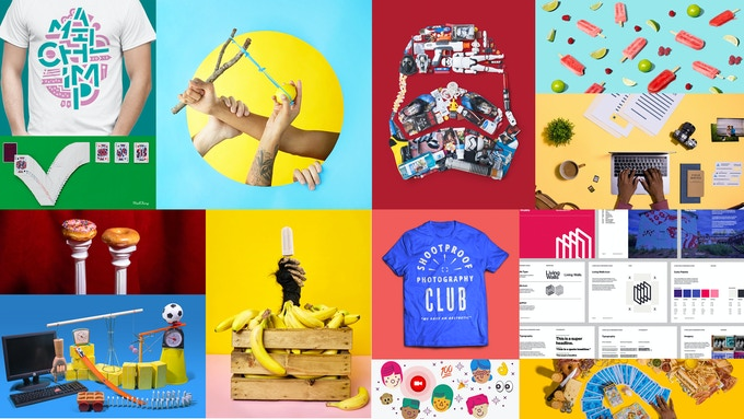 Brand content work from Tim Lampe