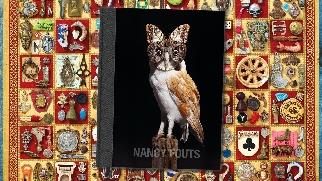 A fabulous book showcasing the art of Nancy Fouts project video thumbnail