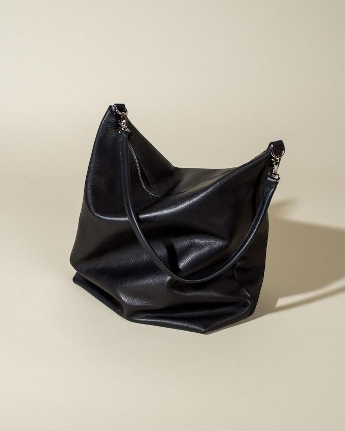 The Jacqui Bag in Black