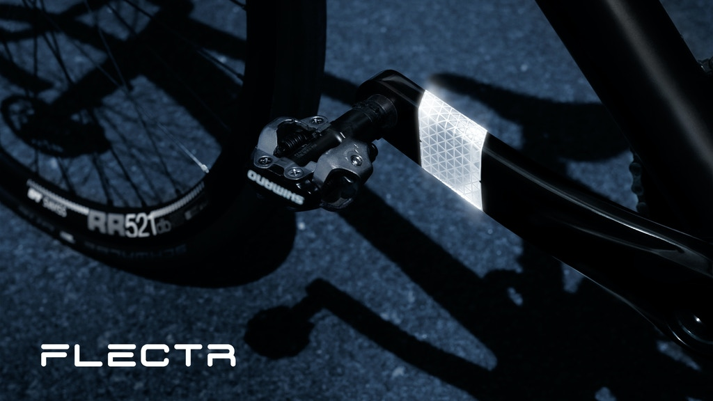 FLECTR VORTEX – maximum safety for your night ride
