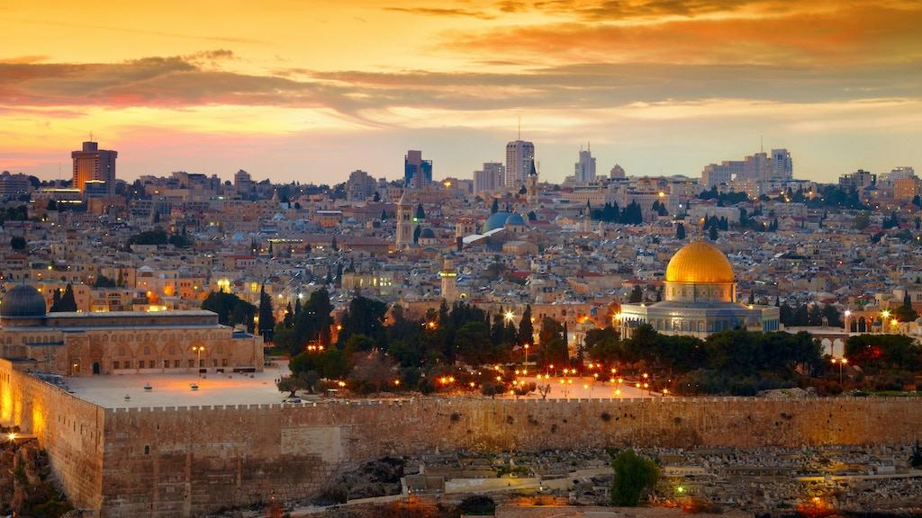 The Jerusalem Stone project video thumbnail