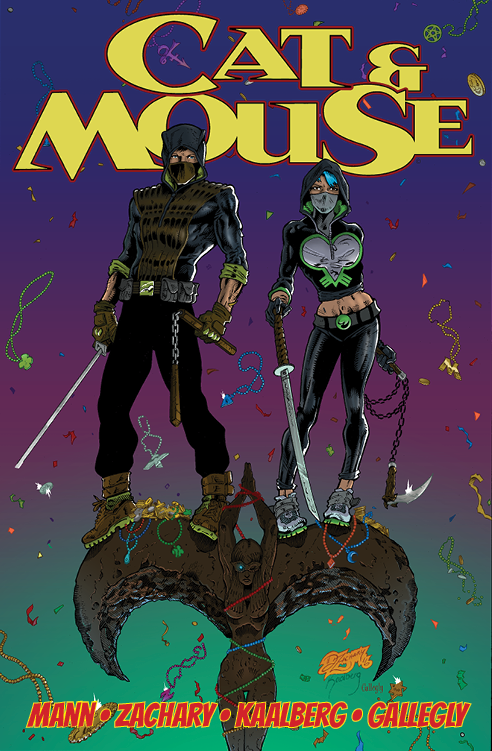 Mock-up of the RETAILER cover