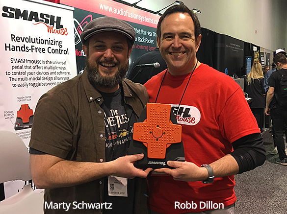 """I'm excited about how SMASHmouse makes learning easier!""  -- Marty Schwartz, leading YouTube guitar instructor"