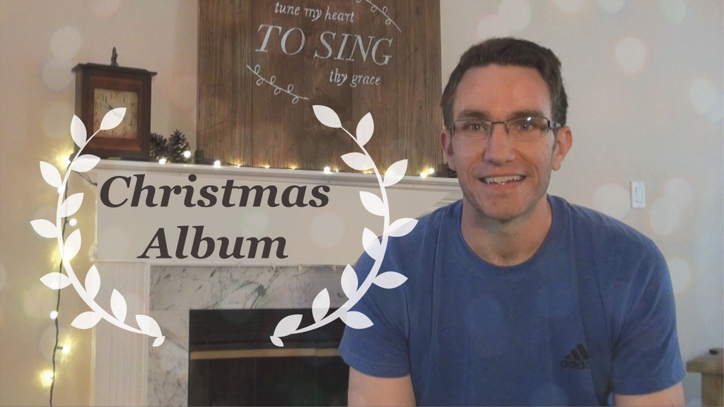 Tim Briggs is Producing a Christmas Album project video thumbnail