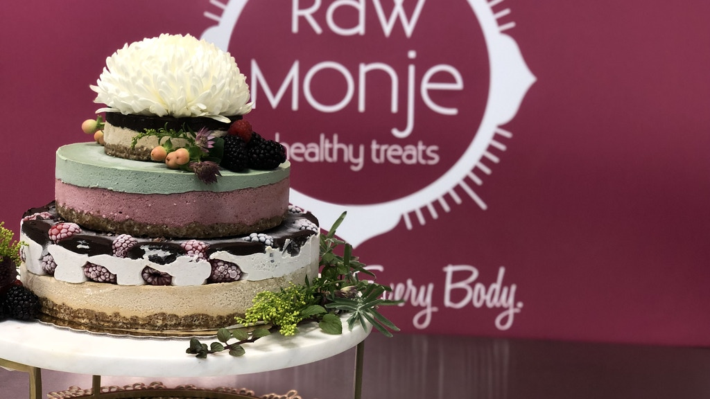 Raw Monje Healthy Treats is Ready to Change the Dessert Game project video thumbnail