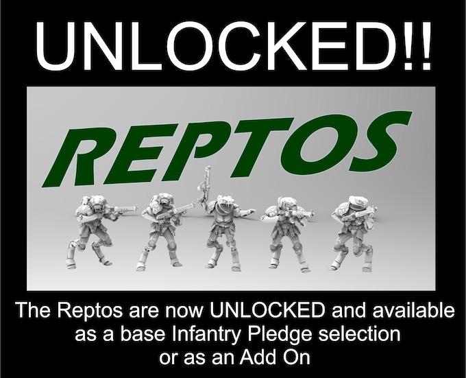 Reptos Unlocked!!