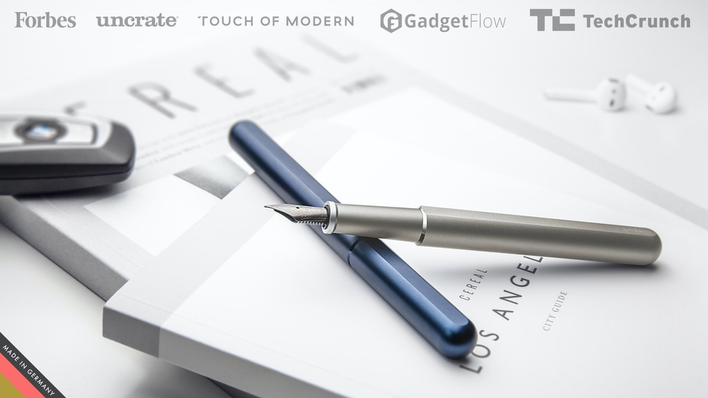 KOSMOS ink - Magnetic Fountain Pen