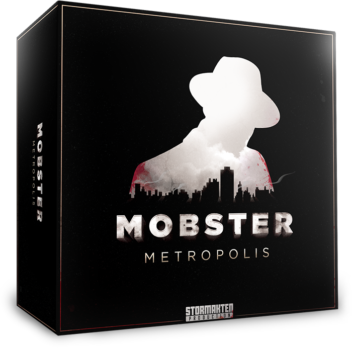 Mobster Metropolis has now been fulfilled to our awesome Gangster Backers. We're now looking for potential partners for reprints or local language versions. Please feel free to contact us on info@stormakten.se