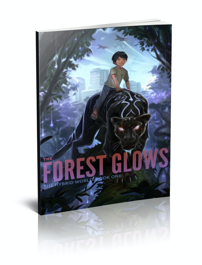 THE FOREST GLOWS