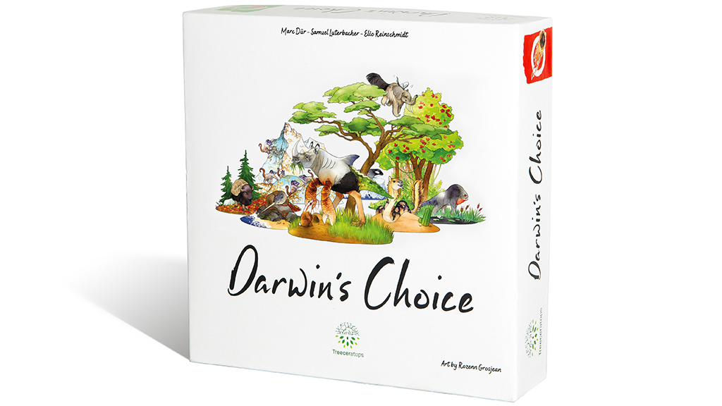 Darwin's Choice - Create, evolve, extinct… rethink project video thumbnail