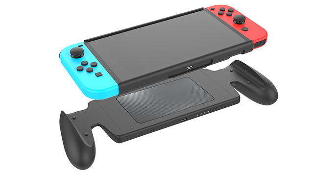 watch 5598f 466c2 Power Case: Triple Your Switch Gaming Time by Bestkey — Kickstarter