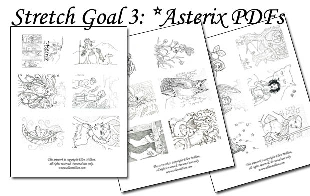Enchanting Fantasy Coloring Books; Complete your