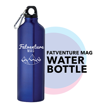 Fatventure Mag Water Bottle