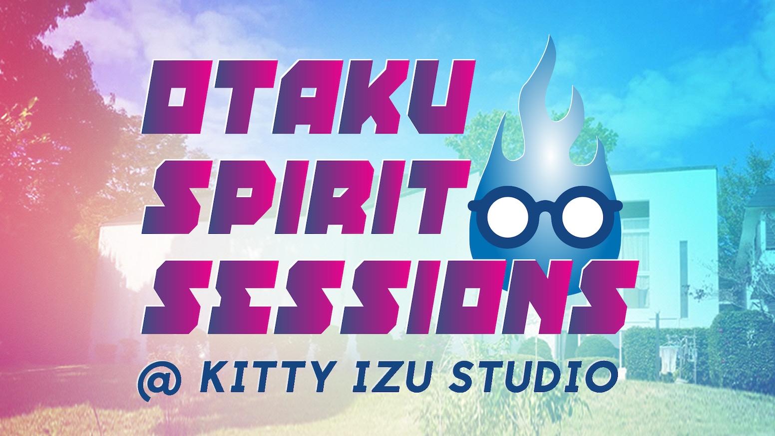 otaku spirit sessions by k rob hashiba kickstarter