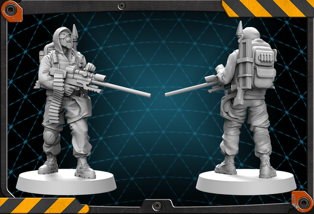 Finn Bartoo Figur 3d rendern.