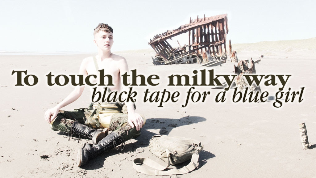Black tape for a blue girl: To touch the milky way CD & LP project video thumbnail