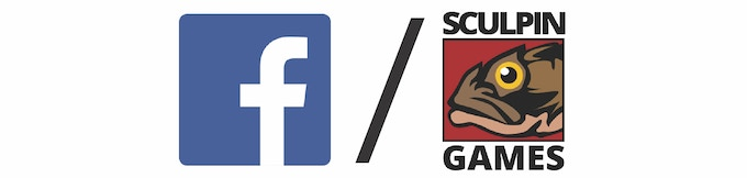 Click for Sculpin Games Facebook page.