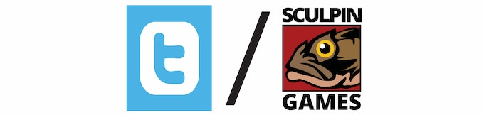 Click for Sculpin Games Twitter page