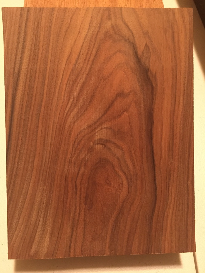 Bolivian Rosewood (not finished)