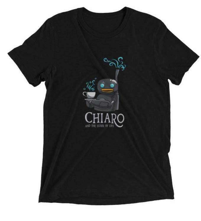 Elixir-Seeker's T-Shirt