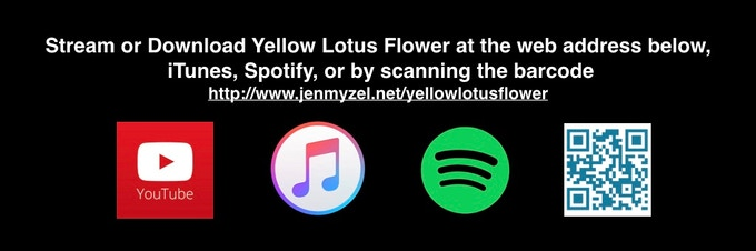 Yellow Lotus Flower by Jen Myzel — Kickstarter