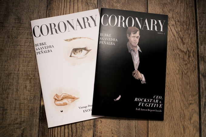 Episodes 1 and 2 of Coronary