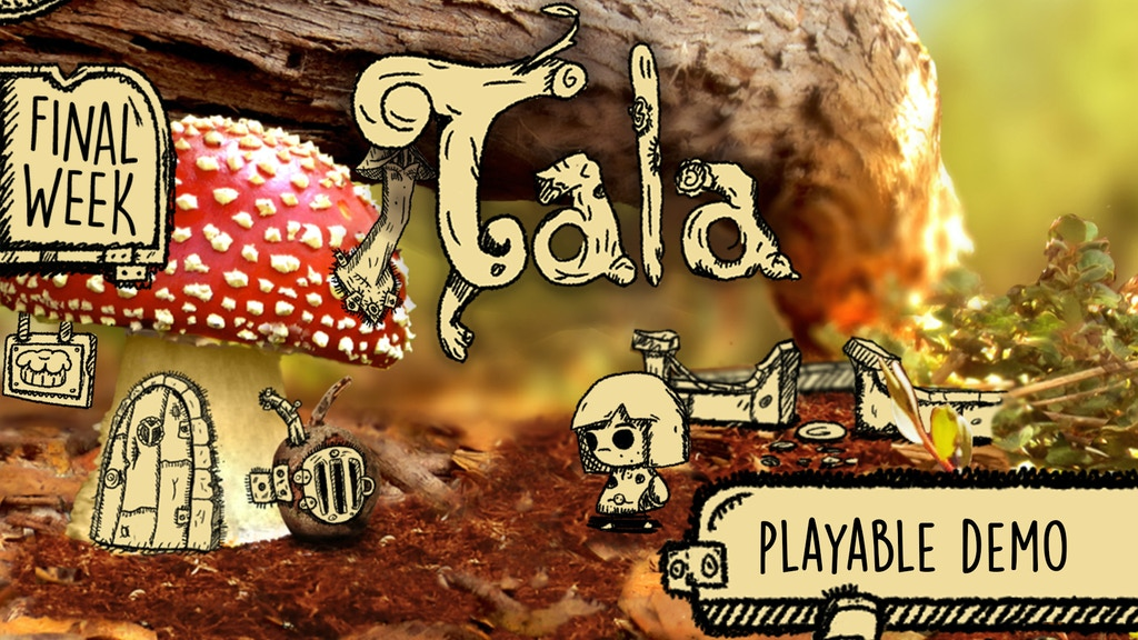 Tala - An Explorational Puzzle Game - RELAUNCH! project video thumbnail