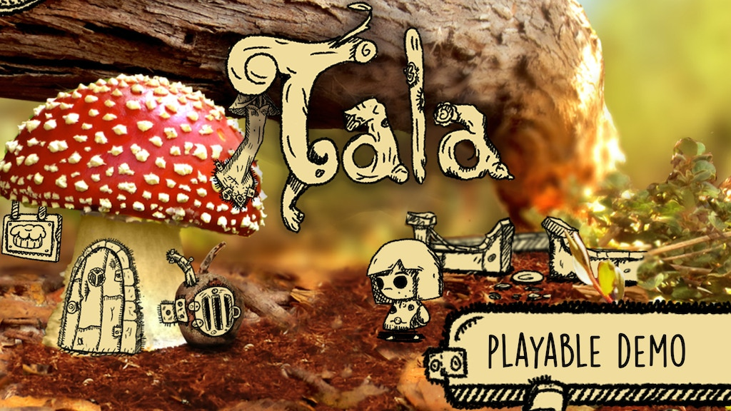 Tala - An Explorational Puzzle Game - RELAUNCH!
