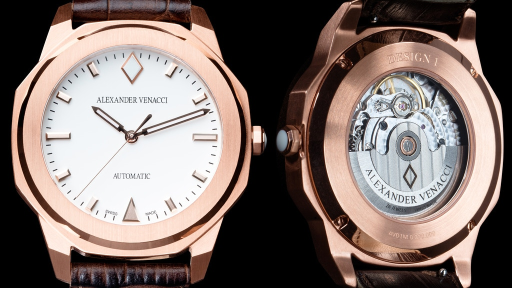 Swiss Made Automatic Watches at Market-Leading Prices!