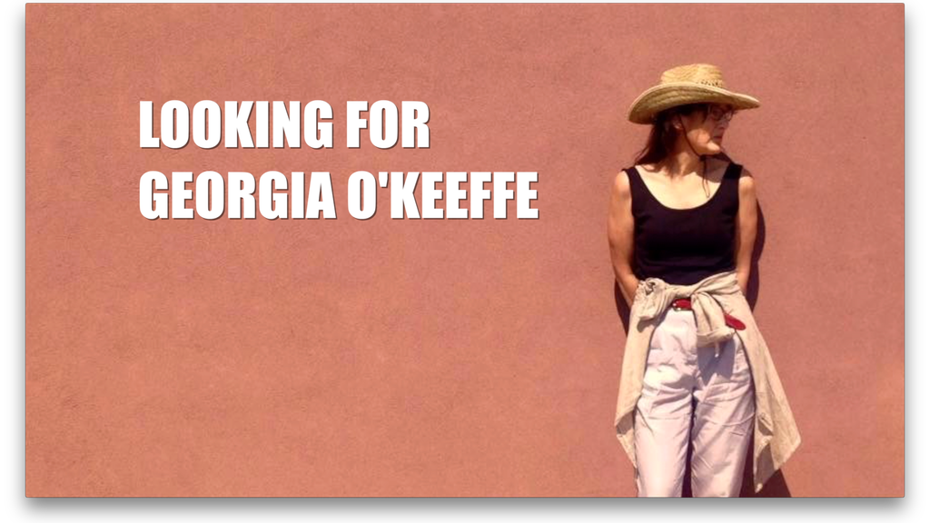 Looking for Georgia: Painting Georgia O'Keeffe Country project video thumbnail