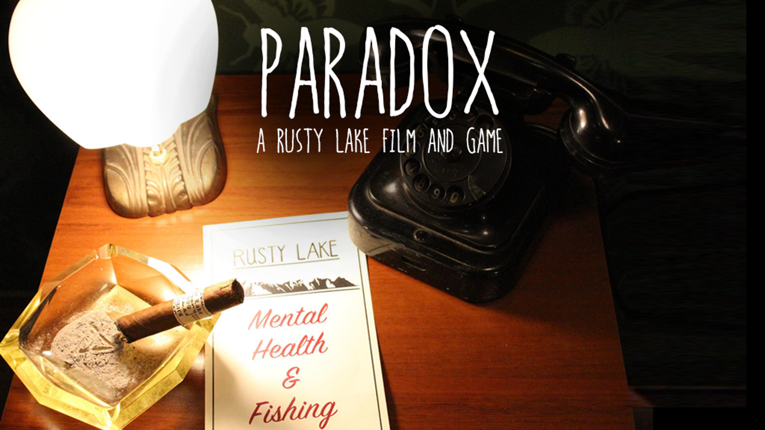 Paradox a cube escape game & rusty lake short film by rusty lake.