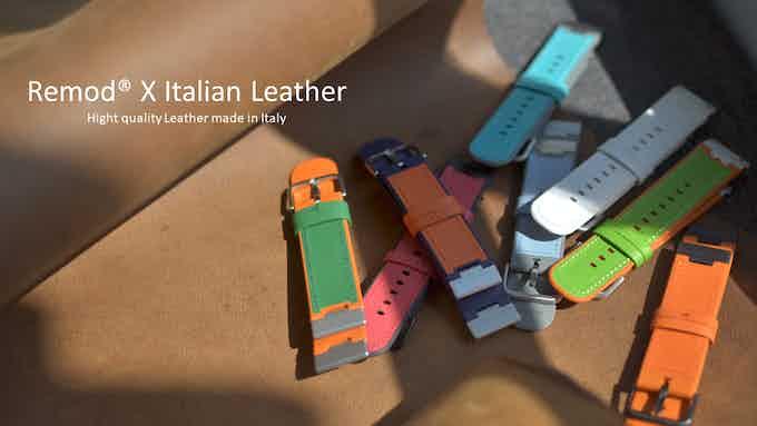Remod X Italian Leather