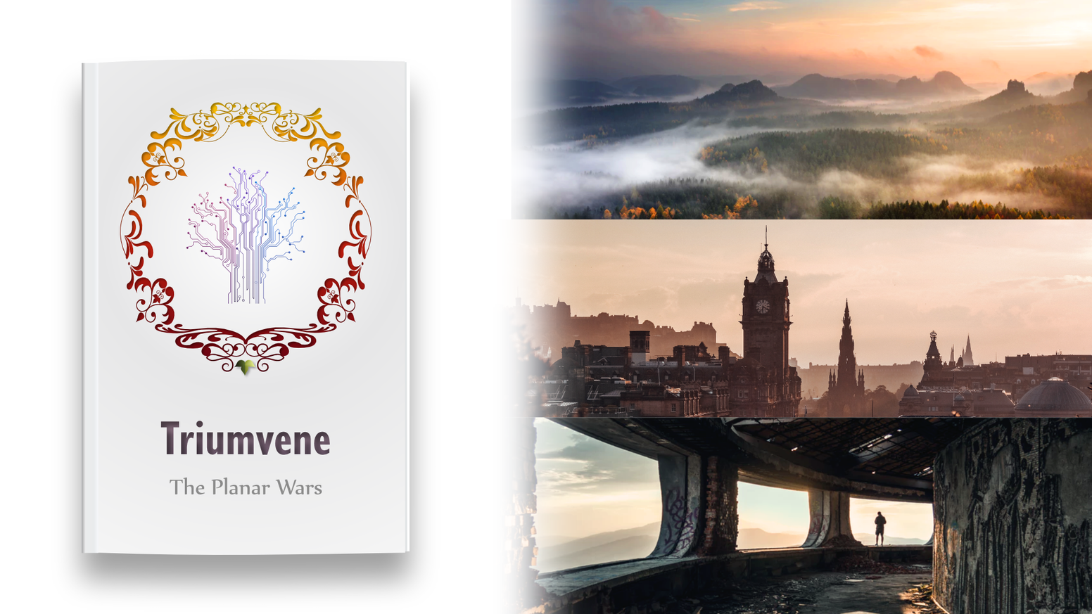 Triumvene: A Narrative-Focused RPG by Pete Watson-Wailes by Pete