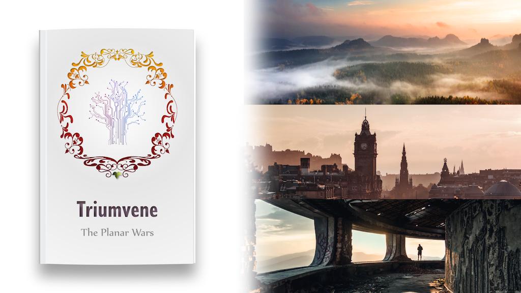 Triumvene: A Narrative-Focused RPG by Pete Watson-Wailes project video thumbnail