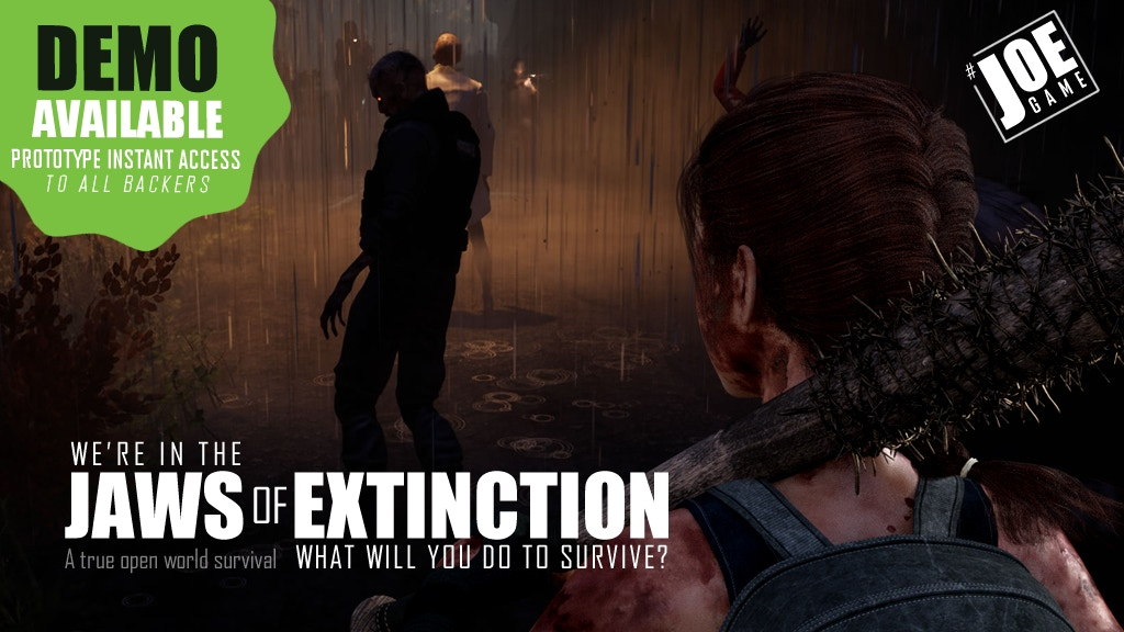 Jaws of Extinction [Reboot] project video thumbnail