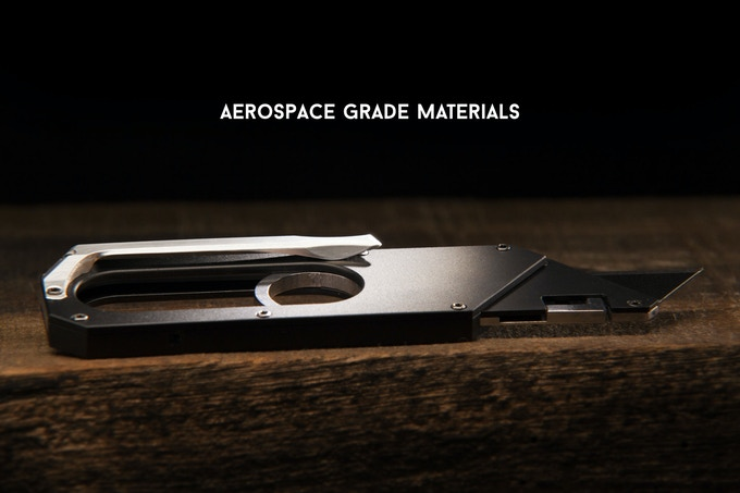 With a core of high strength stainless steel
