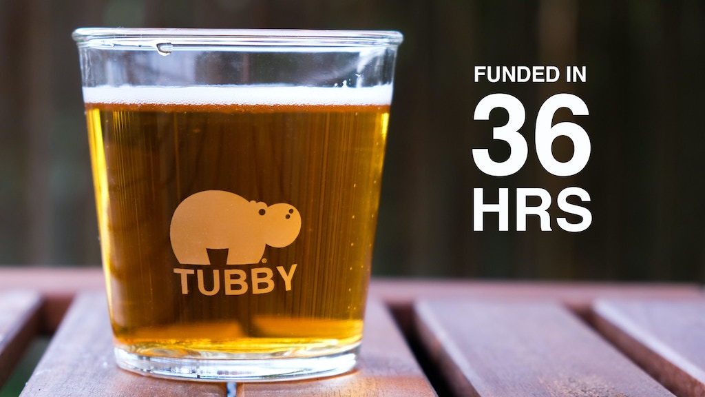The Tubby - A Pint Glass Revolution