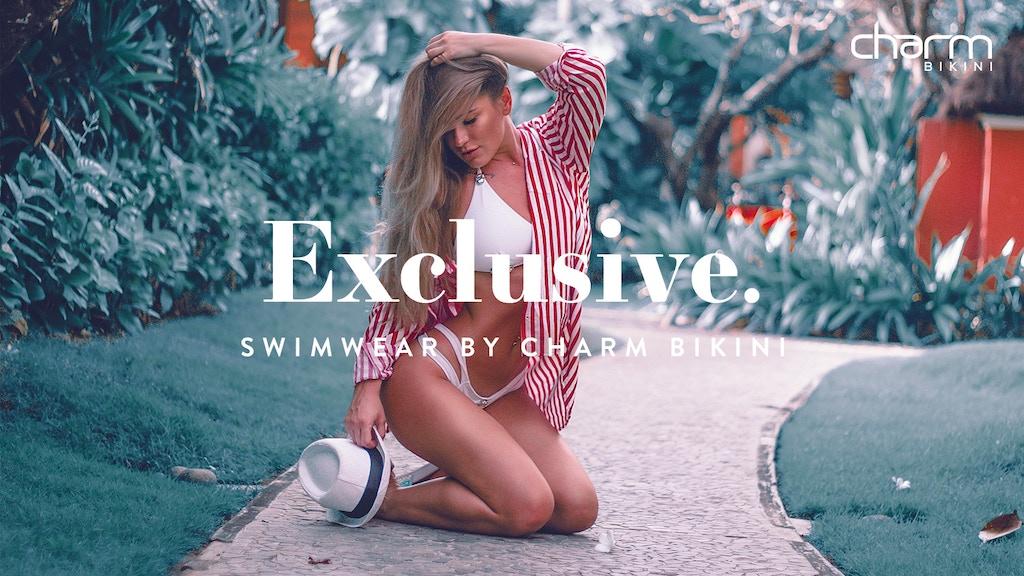 Charm Bikini - Exclusive Designer Swimwear Brand