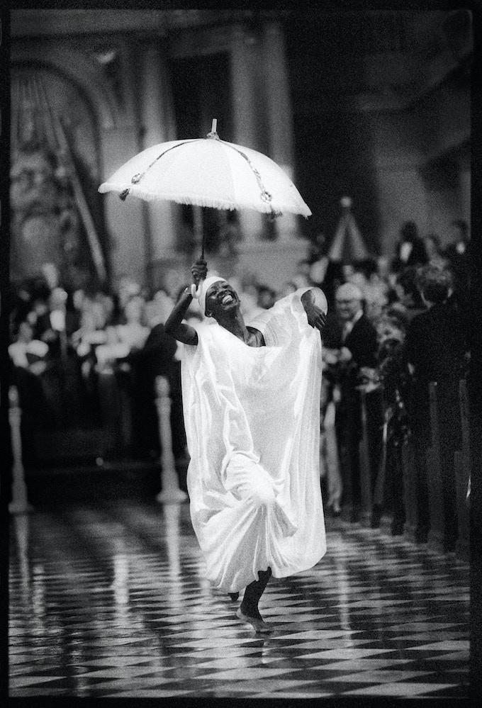 """Creole Dancer,"" by Herman Leonard"